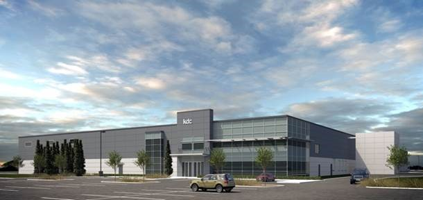 225,000 sq. ft. Facility | Design Group