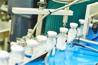 Pharma Production Line
