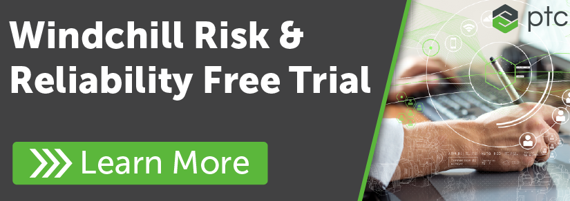 Windchill Risk & Reliability Free Trial