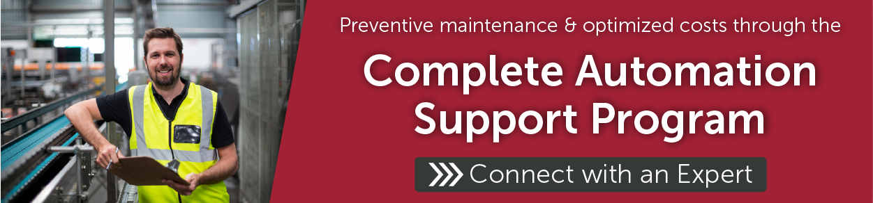 complete automation support CTA